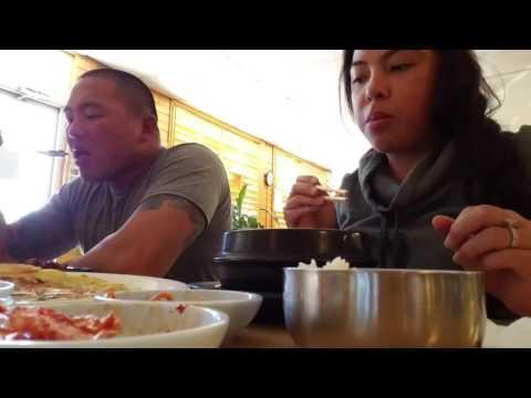 Food Vlog: Seoul Restaurant at El Paso Texas, [Doug&Marie's Life EPISODE 5]