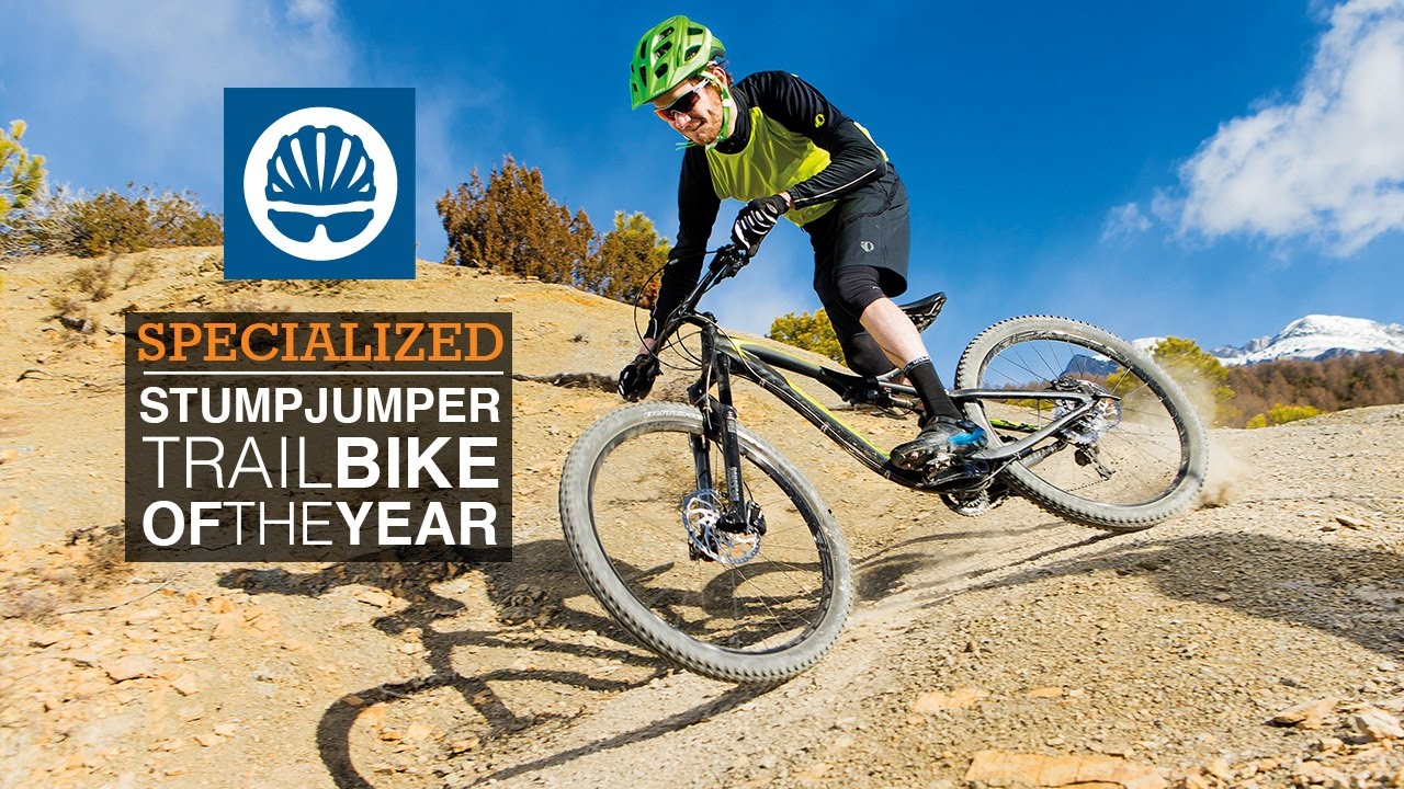 14cdc3d8d3e Specialized Stumpjumper FSR Comp Evo - Trail Bike of the Year - Contender -  YouTube