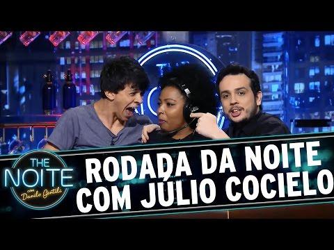 The Noite (15/10/15) - Rodada Da Noite Com Fernando Castaño, Júlio Cocielo E Rominho Braga