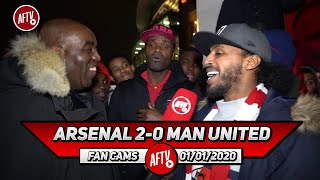Arsenal 2-0 Man United | What Rating Does Ozil Deserve For His Performance? (Willo)