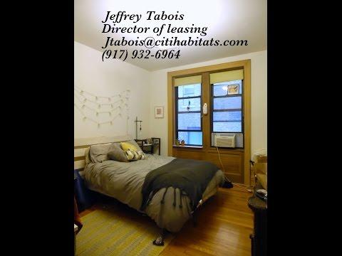 Two bedroom apartment tour next to Columbia University New York City
