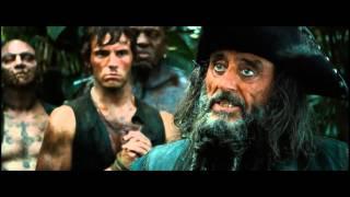 Трейлер №1 - Пираты карибского моря 4 - HD 1080p