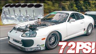 2000HP Billet 2JZ Engine Teardown - Fastest Streetable Supra (70+psi and 10,600RPM)
