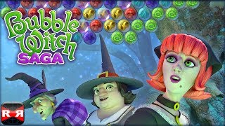Bubble Witch Saga - iOS - Universal iPhone/iPad/iPod Touch Gameplay
