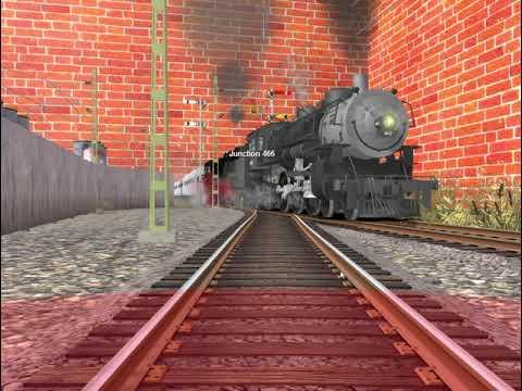 Trainz  A New Era | New York Central Railroad 4412 in T:ANE |