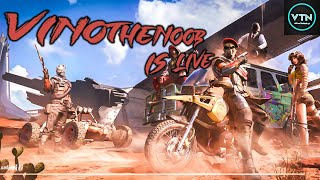 Pubg Mobile Live with VTN (Tamil) | Room match at 9PM | TDM room match