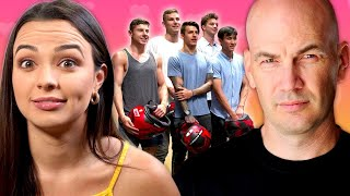 Dad vs My 5 Boyfriends | Twin My Heart w/ The Merrell Twins Season 1 EP 4