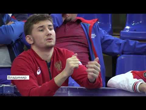 Чемпионат России по спортивной борьбе среди глухих (2020 02 12)