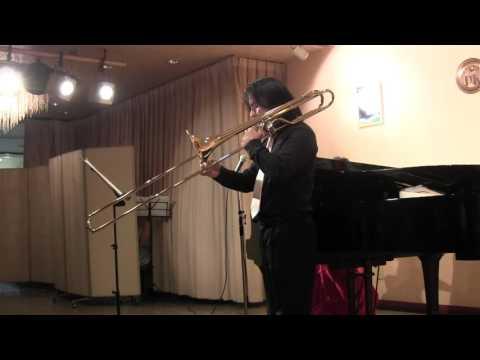 O Holy Night /Trombone...