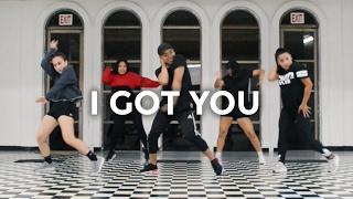 Bebe Rexha - I Got You #DanceOnGotYou (Dance Video) | @besperon Choreography