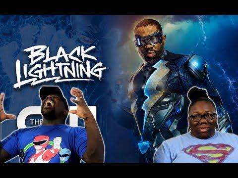 """Black Lightning """"RESURRECTION"""" Trailer {REACTION!!}"""