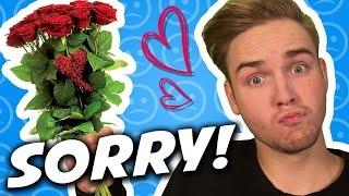 10 MANIEREN OM SORRY TE ZEGGEN!