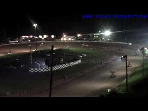 Hidden Valley Speedway 270 Micro Sprints Dash 7/6/19