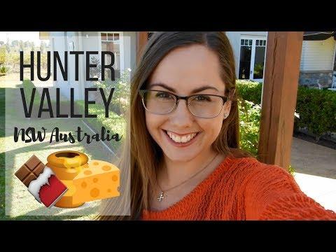 Hunter Valley Day 1 Vlog - NSW Australia