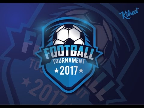 Football Sport Badge Logo