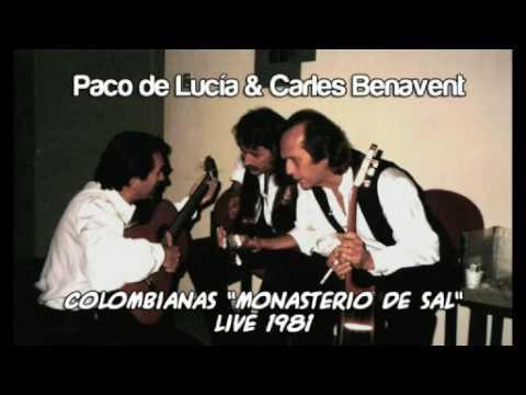 Paco de Lucía & Carles Benavent Live 1981 - Monasterio de Sal