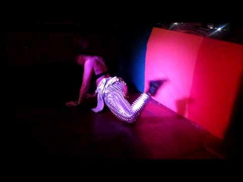 DANCING PRINCESS SHOW BAR CASA BABYLON COLOMBIA2013