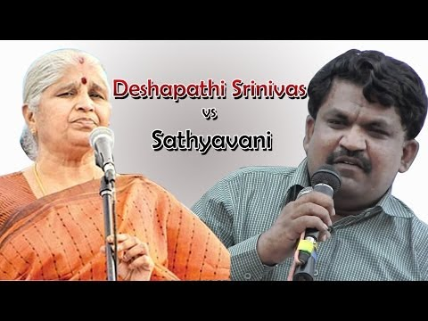 Sathyavani Vs Deshapathi Srinivas Excellent Debate On Telangana   TV5 News