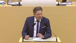 In der Plenarrede der Ersten Lesung zur automatischen Kennzeichenerkennung durfte ich auf eine Zwischenfrage der SPD antworten.