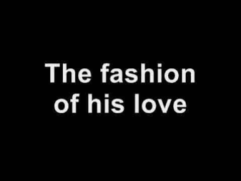 Fashion Of His Love Lady Gaga Lyrics