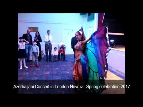 Azerbaijani Concert in London – Nevruz Spring Celebration 2017
