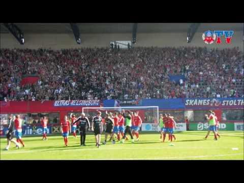 Helsingborgs IF - fans