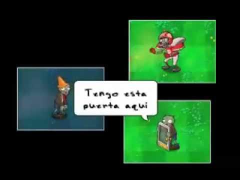 Plants vs Zombies (Cancion en español)