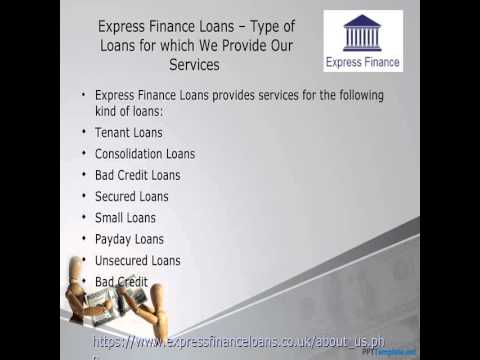 Express Finance Loans Complaints