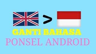 Cara Ganti Bahasa Indonesia pada Ponsel Android Nougat tanpa Root