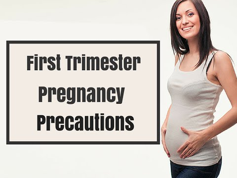 Pregnancy Tips - Precautions during the First Trimester - Pregnancy Guide