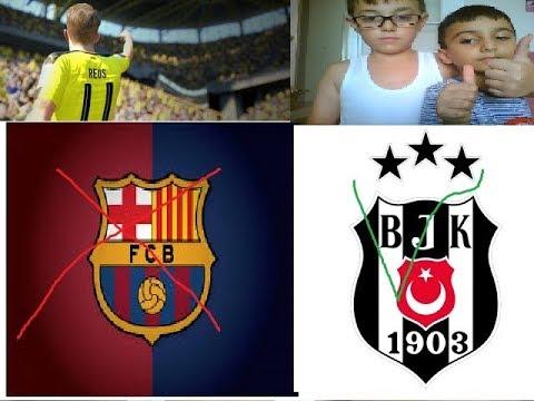 Yeni Bir Kartal Doğdu!Adil Ile Fifa17 Maç