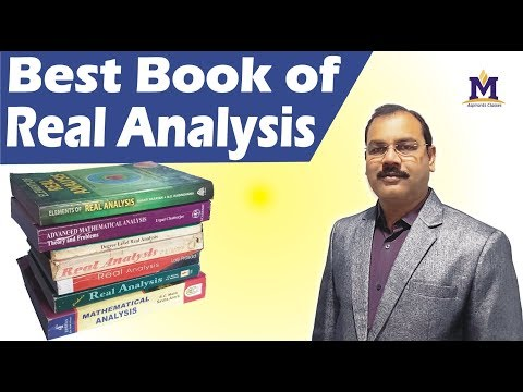 Best Book of Real Analysis for CSIR NET - YouTube