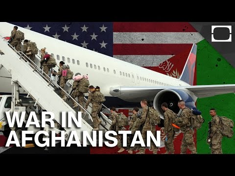 Will The U.S. Ever Leave Afghanistan?