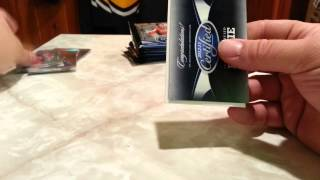 BBB #72 2012-13 certified hockey  group break