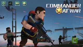 commander at was (HD 1080p60) ,video game war game ,Army leader , strategy game game