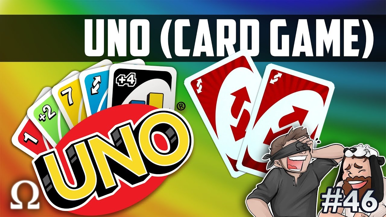 REVERSE TWICE = REAL NICE! | Uno Card Game #46 Funny Moments Ft  Vanoss,  Jiggly, Moo
