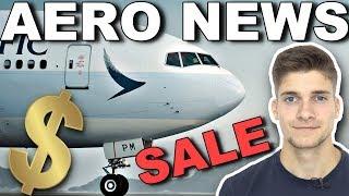 FIRST CLASS bei CATHAY PACIFIC für wenig GELD! AeroNews