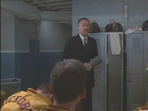 Hoosiers Gene Hackman Inspirational Speech