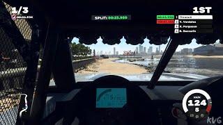 DiRT 5 - Volkswagen Atlas Cross Sport Baja Concept - Cockpit View Gameplay (PC UHD) [4K60FPS]