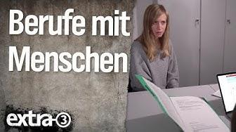 Soziale Berufe | extra 3 | NDR