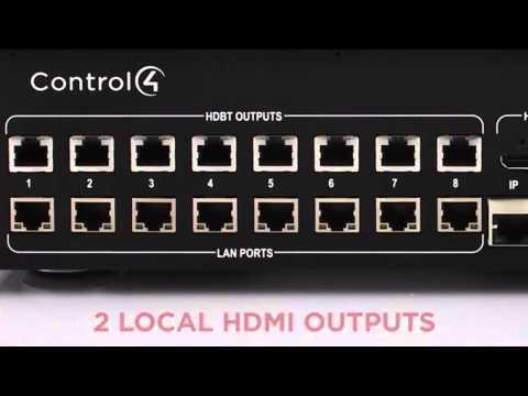 Control4 Peru -  Centro de Distribucion Multimedia - Alvan Electronics