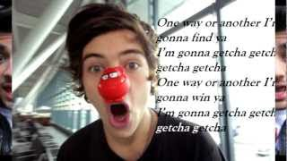 Download Video One Direction - One Way Or Another (song + lyrics) MP3 3GP MP4