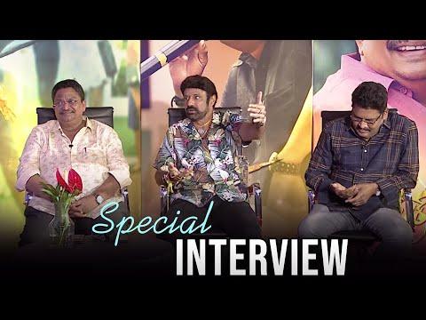 Ruler Movie Team Interview | Balakrishna | C Kalyan | KS Ravi Kumar | TFPC