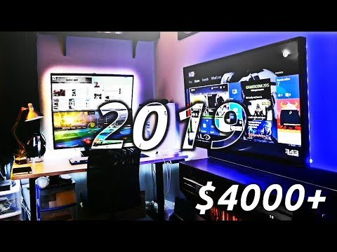 CRAZIEST 14 YEAR OLD 20K SPECIAL GAMING SETUP TOUR! ($4000+)