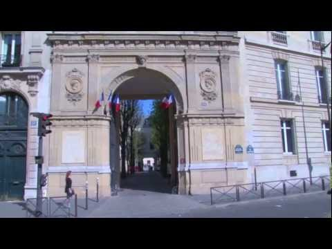 CampusFrance USA Student Voices: Sasha at Paris IV - La Sorb