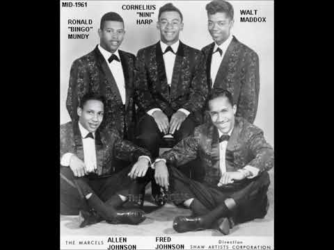 MARCELS - HOW DEEP IS THE OCEAN / LONELY BOY - 888 RECORDS 101 - 1964