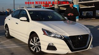2020 Nissan Altima better than the Camry and Accord!!!  Full Review - Ran D