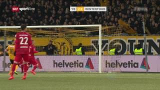 Young Boys- Winterthur 2:2 (5:7) 01.03.2017