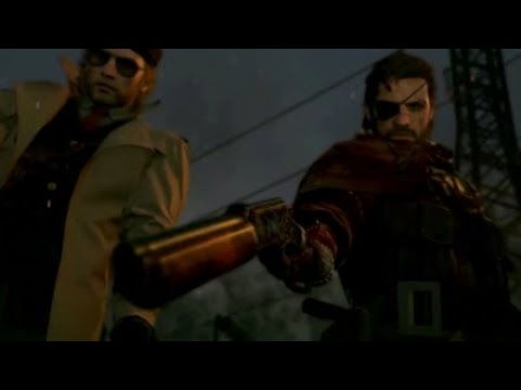 METAL GEAR SOLID V: THE PHANTOM PAIN - FOB Infiltration - Compilation