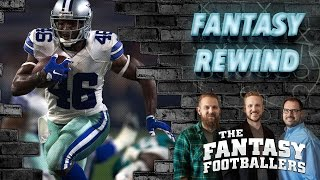 Fantasy Football 2016 - Fantasy Rewind, News & Notes, Mailbag - Ep. #248